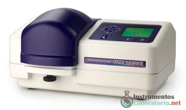 Espectrómetro de laboratorio